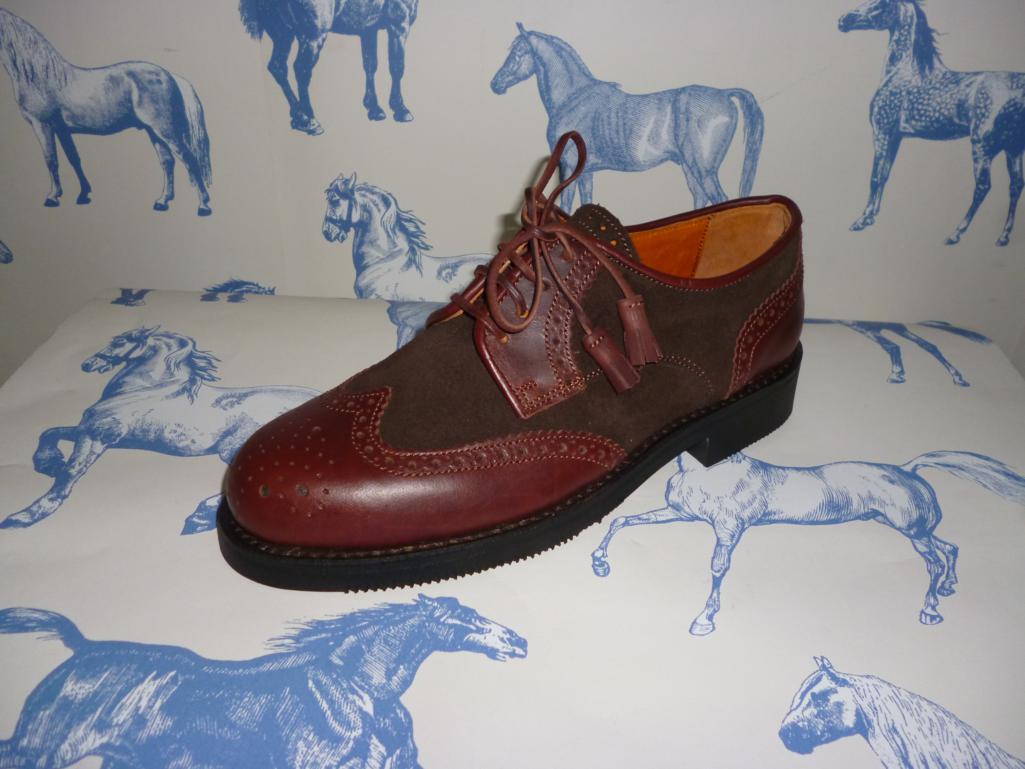 Mp Chocolate Zapato Cbro Campo Montepicaza N8mO0wynv