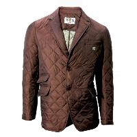 CHAQUETA CBRO MP MONACO CHOCOLATE