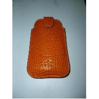 FUNDA IPHONE 4 MP NARANJA