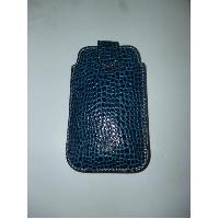 FUNDA IPHONE 4 MP AZUL
