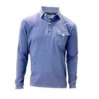 POLO CBRO MP WIMBLEDON AZUL